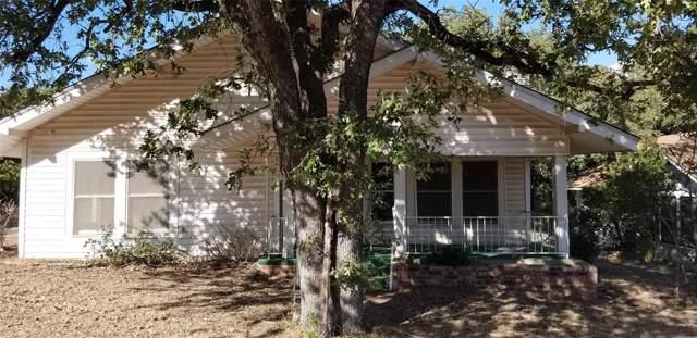912 Cypress Street, Ranger, TX 76470 (MLS #14230488) :: The Kimberly Davis Group