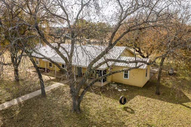 160 Browder Road, Springtown, TX 76082 (MLS #14230491) :: Trinity Premier Properties