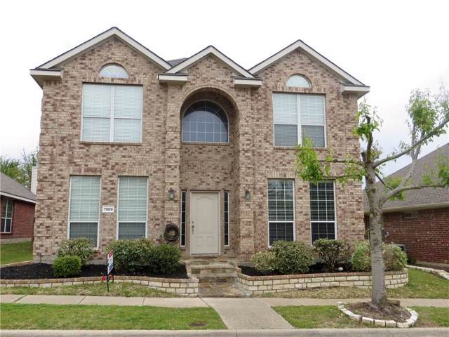 7809 Laughing Waters Trail, Mckinney, TX 75070 (MLS #14230498) :: Frankie Arthur Real Estate