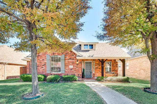2717 Grand Canyon Court, Mckinney, TX 75072 (MLS #14230508) :: Vibrant Real Estate