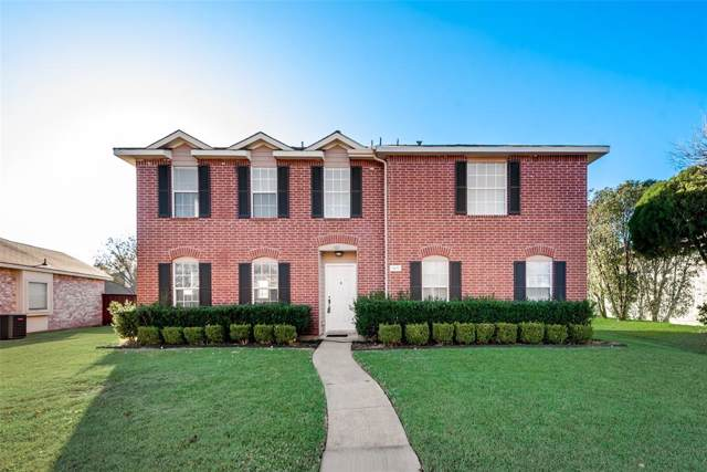 1611 Mayfair Drive, Mesquite, TX 75149 (MLS #14230510) :: RE/MAX Town & Country