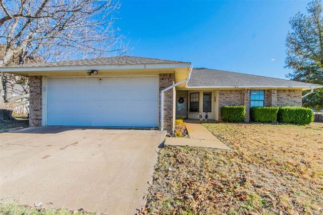 106 Marys Lane, Weatherford, TX 76086 (MLS #14230514) :: Keller Williams Realty