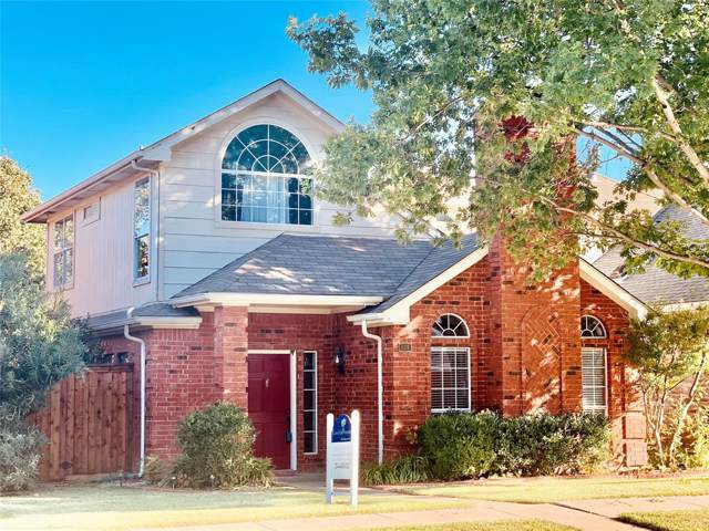 328 Raintree Drive, Coppell, TX 75019 (MLS #14230522) :: The Star Team | JP & Associates Realtors