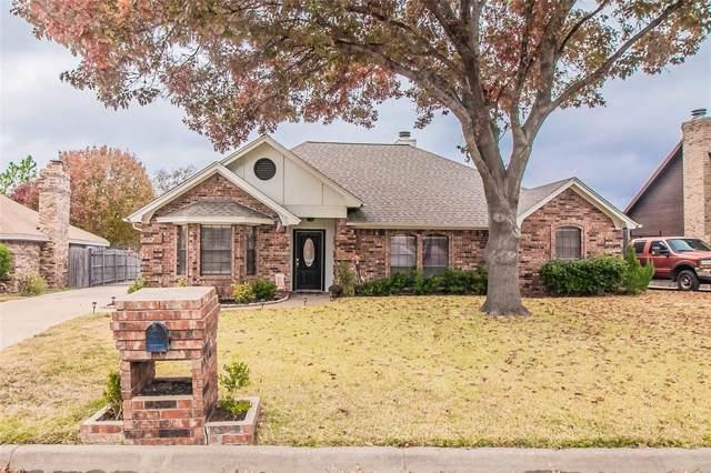 7305 Post Oak Drive, North Richland Hills, TX 76182 (MLS #14230529) :: RE/MAX Pinnacle Group REALTORS