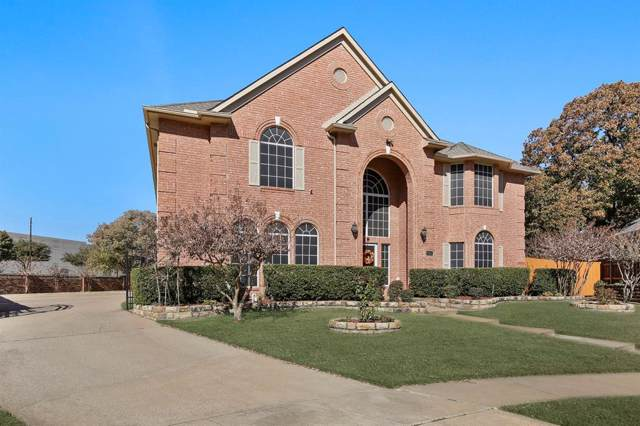724 Post Oak Drive, Coppell, TX 75019 (MLS #14230559) :: Potts Realty Group