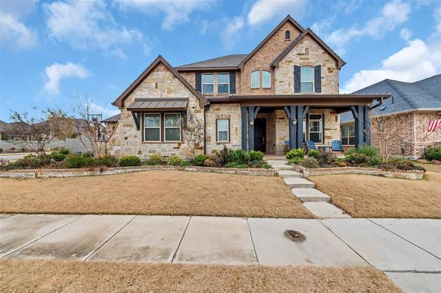 350 Sunflower Avenue, Argyle, TX 76226 (MLS #14230561) :: Frankie Arthur Real Estate