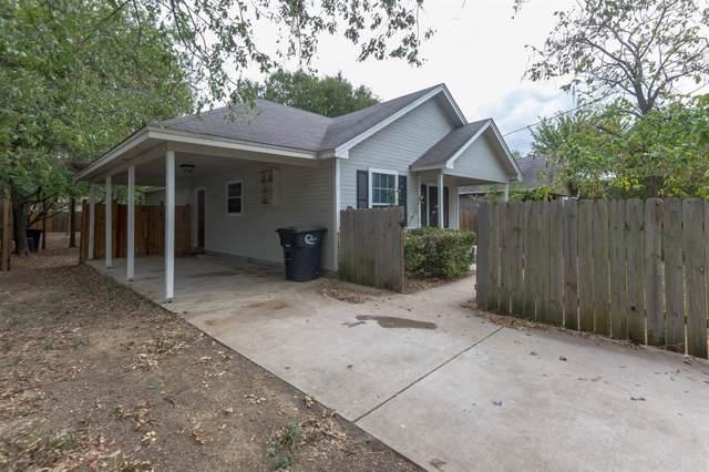 308 Elmo Street, Cleburne, TX 76031 (MLS #14230568) :: Ann Carr Real Estate