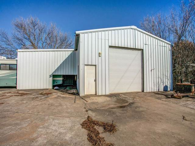 11871 Cleveland Gibbs Road, Roanoke, TX 76262 (MLS #14230571) :: The Real Estate Station
