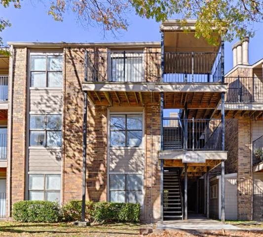 8109 Skillman Street #3019, Dallas, TX 75231 (MLS #14230585) :: RE/MAX Pinnacle Group REALTORS