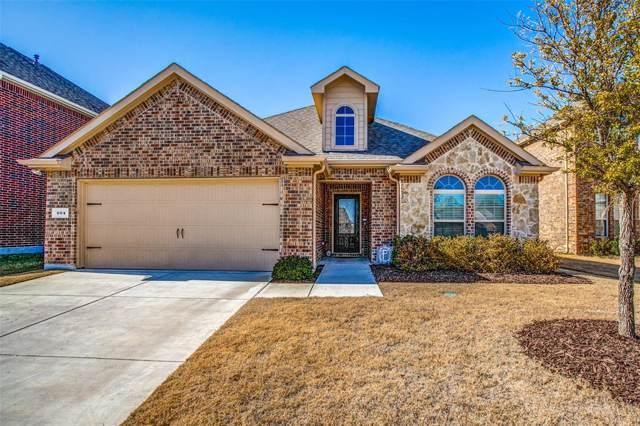 404 Mount Olive Avenue, Mckinney, TX 75072 (MLS #14230590) :: The Good Home Team