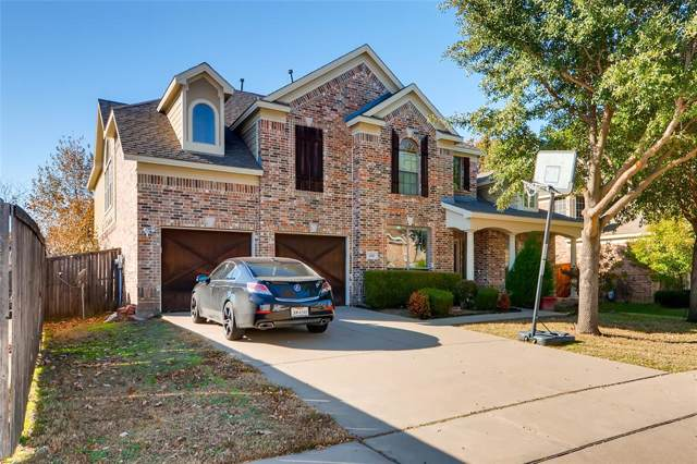 4311 Anthony Lane, Grand Prairie, TX 75052 (MLS #14230591) :: The Kimberly Davis Group