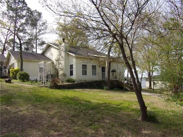803 Callender Lake Drive, Murchison, TX 75778 (MLS #14230594) :: The Kimberly Davis Group