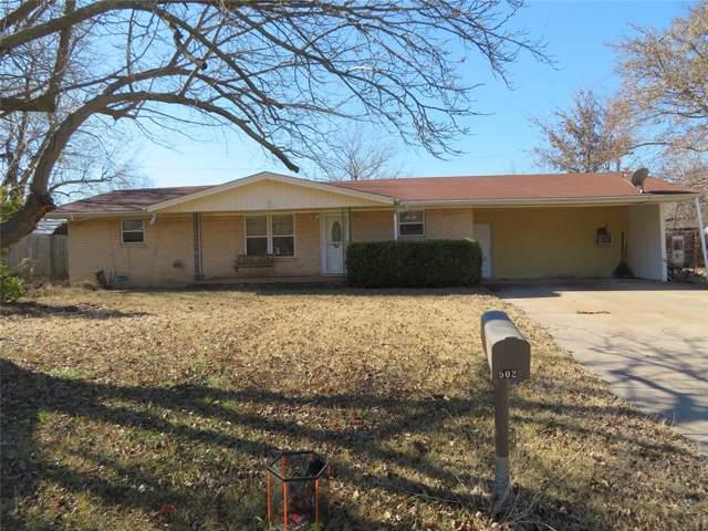502 W Greenwood Avenue, Bowie, TX 76230 (MLS #14230607) :: Van Poole Properties Group