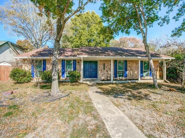 1303 Hillsdale Drive, Richardson, TX 75081 (MLS #14230618) :: The Kimberly Davis Group