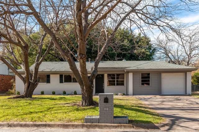 817 Crosby Avenue, White Settlement, TX 76108 (MLS #14230627) :: Team Tiller