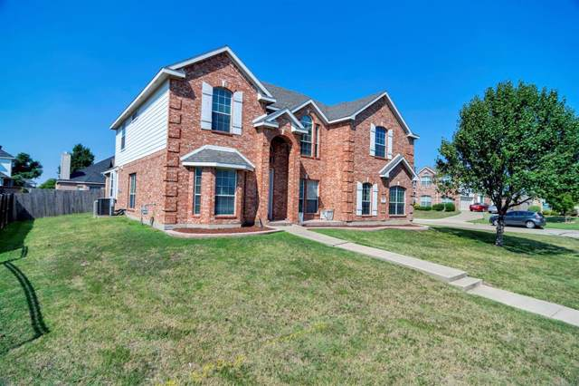 3021 Saint George Drive, Mansfield, TX 76063 (MLS #14230633) :: The Tierny Jordan Network