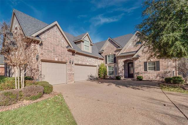 69 Panorama Circle, Trophy Club, TX 76262 (MLS #14230642) :: The Heyl Group at Keller Williams