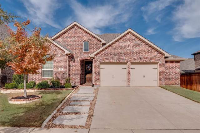 1617 Golf Club Drive, Lantana, TX 76226 (MLS #14230646) :: Maegan Brest | Keller Williams Realty