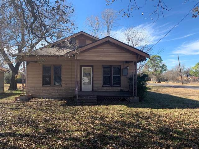 109 N Bell Street, Streetman, TX 75859 (MLS #14230661) :: All Cities Realty