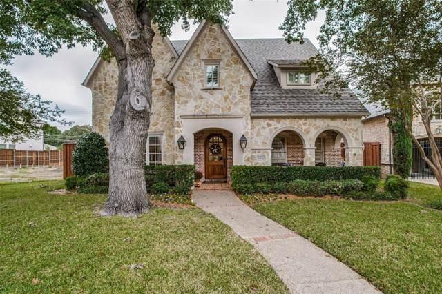 6543 Sondra Drive, Dallas, TX 75214 (MLS #14230663) :: Robbins Real Estate Group