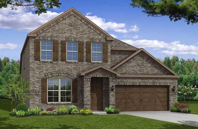 4517 Conrad Avenue, Little Elm, TX 75068 (MLS #14230686) :: The Tierny Jordan Network