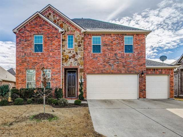 3023 Francesca Drive, Wylie, TX 75098 (MLS #14230691) :: Tenesha Lusk Realty Group