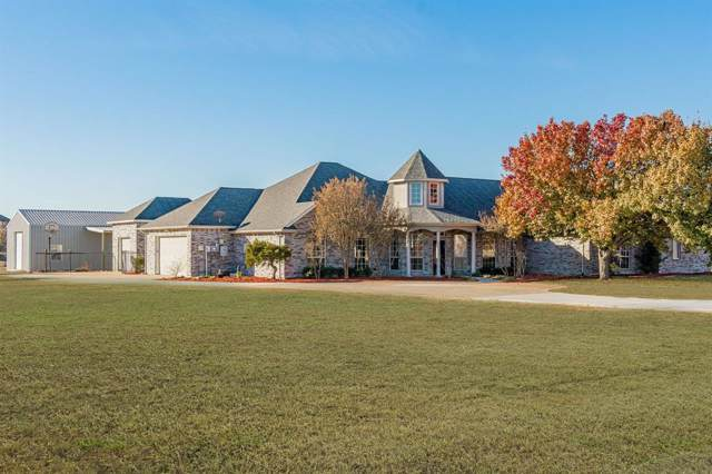 7293 Moss Ridge Road, Parker, TX 75002 (MLS #14230692) :: Team Tiller