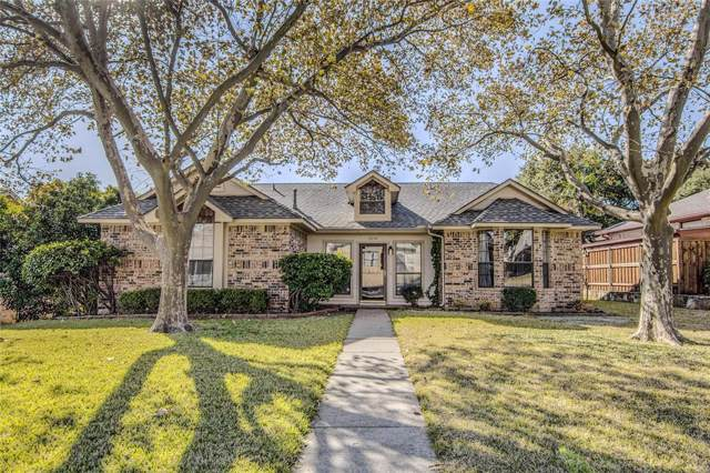 2026 Oakbluff Drive, Carrollton, TX 75007 (MLS #14230704) :: Robbins Real Estate Group
