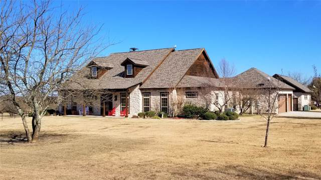 13190 Cashs Mill Road, Sanger, TX 76266 (MLS #14230714) :: The Mauelshagen Group