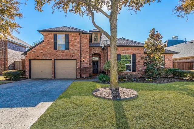 11401 Ironhorse Drive, Frisco, TX 75035 (MLS #14230724) :: Robbins Real Estate Group