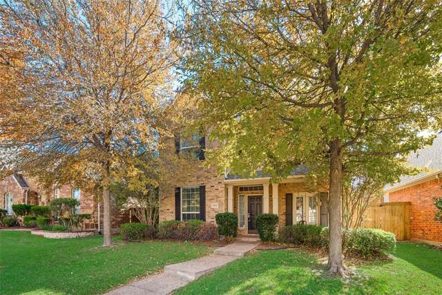4015 Guadalupe Lane, Frisco, TX 75034 (MLS #14230734) :: Frankie Arthur Real Estate