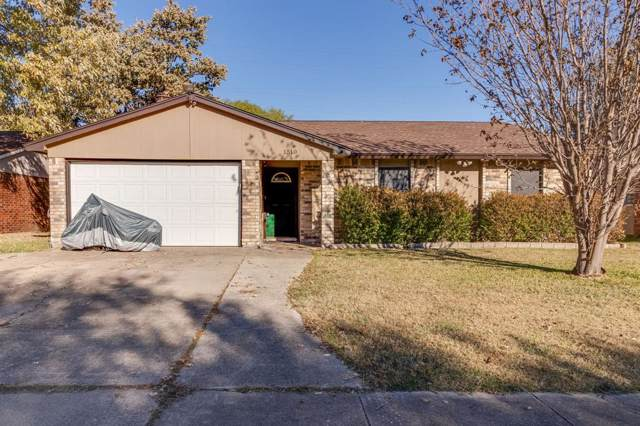 1510 Independence Trail, Grand Prairie, TX 75052 (MLS #14230738) :: Vibrant Real Estate