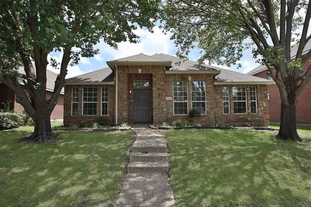 1122 Shady Oaks Court, Allen, TX 75002 (MLS #14230744) :: Robbins Real Estate Group
