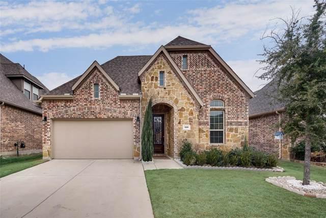 520 Tanner Square, Mckinney, TX 75072 (MLS #14230763) :: Robbins Real Estate Group