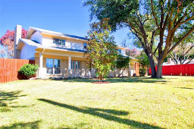 3973 Candlenut Lane, Dallas, TX 75244 (MLS #14230764) :: The Mitchell Group
