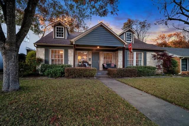 6235 Martel Avenue, Dallas, TX 75214 (MLS #14230767) :: Robbins Real Estate Group