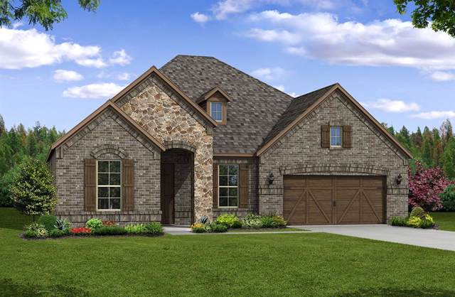 1236 Shortgrass Lane, Frisco, TX 75033 (MLS #14230776) :: Robbins Real Estate Group