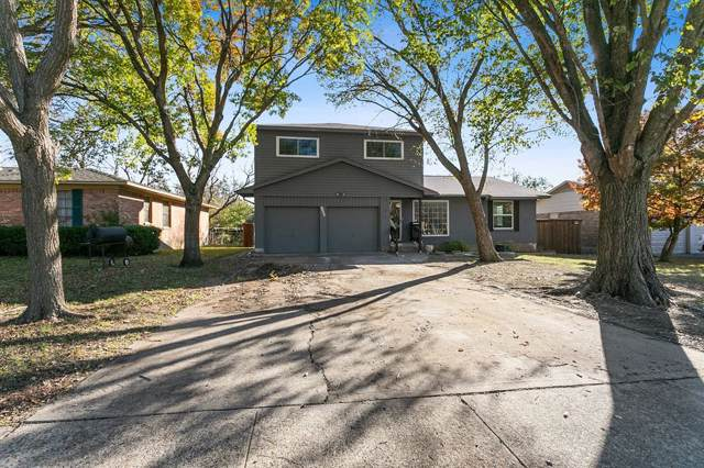 1106 Lorrie Drive, Richardson, TX 75080 (MLS #14230780) :: Robbins Real Estate Group
