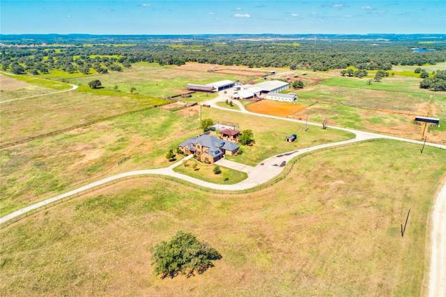 2454 380 W State Highway, Jacksboro, TX 76458 (MLS #14230802) :: The Chad Smith Team