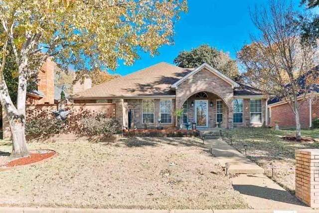 5018 Forestwood Boulevard, Tyler, TX 75703 (MLS #14230806) :: The Tierny Jordan Network