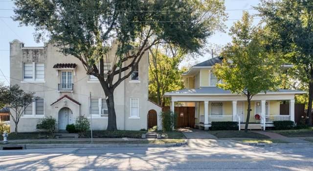 4638 Live Oak Street, Dallas, TX 75204 (MLS #14230820) :: Vibrant Real Estate