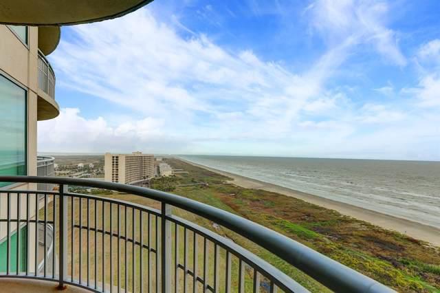 801 E Beach Drive Bc1404, Galveston, TX 77550 (MLS #14230838) :: The Hornburg Real Estate Group
