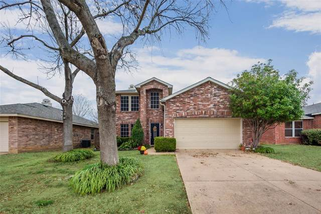 8508 Seven Oaks Lane, Denton, TX 76210 (MLS #14230847) :: Team Hodnett