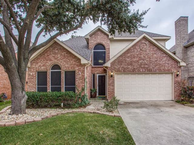 2313 Sunflower Lane, Flower Mound, TX 75028 (MLS #14230852) :: Frankie Arthur Real Estate