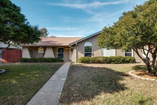 410 S Spring Creek Drive, Richardson, TX 75081 (MLS #14230862) :: Robbins Real Estate Group