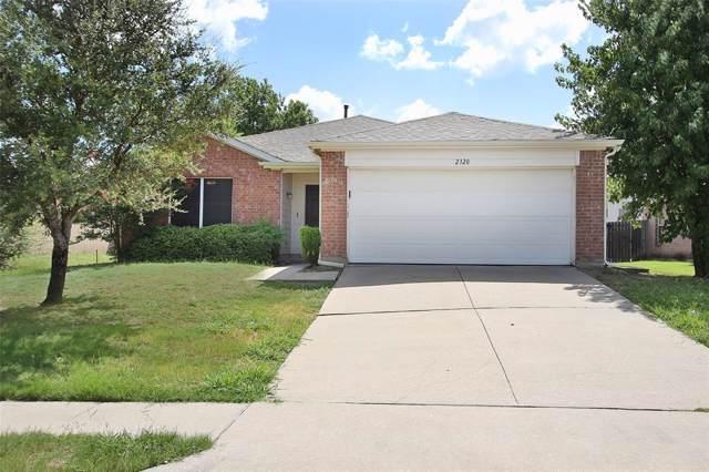 2320 Hampton Drive, Little Elm, TX 75068 (MLS #14230894) :: The Kimberly Davis Group