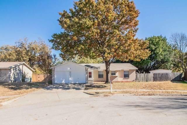 3705 Winslow Court, Arlington, TX 76015 (MLS #14230918) :: RE/MAX Pinnacle Group REALTORS