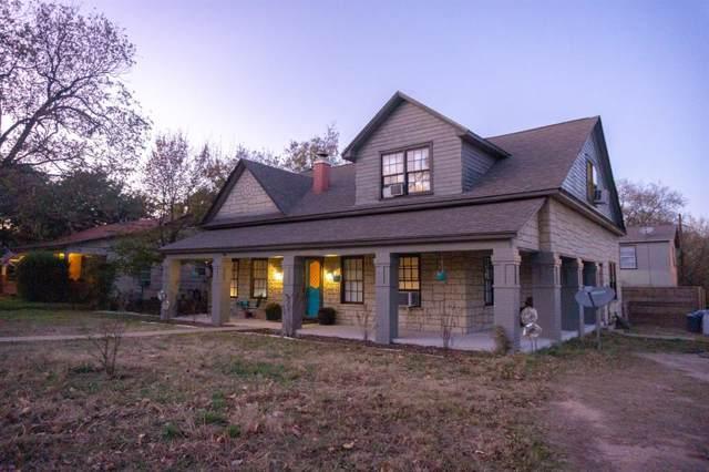 703 W Avenue C, Midlothian, TX 76065 (MLS #14230927) :: Caine Premier Properties