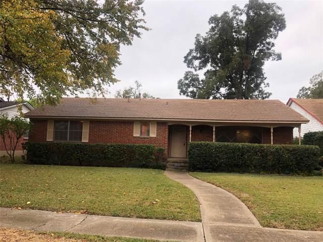 5612 Banting Way, Dallas, TX 75227 (MLS #14230965) :: Vibrant Real Estate