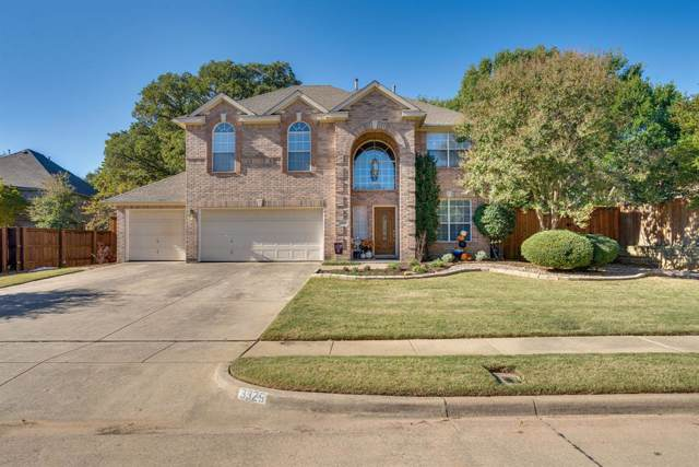 3325 Furlong Drive E, Flower Mound, TX 75022 (MLS #14230972) :: Frankie Arthur Real Estate